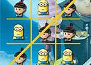 Despicable Me Tic-Tac-Toe