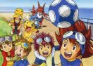 Digimon Sliding Puzzle