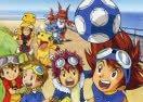 Digimon Sliding Puzzle