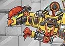 Dino Robot: Pachycephalosaurus