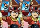 Dinosaur King Differences