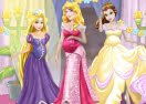 Disney Princess Pregnant Brides