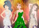 Disney Princess Runway Models
