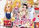 Disney Style Vlog: Tips for Blondes
