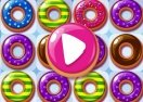 Donut Crush Saga