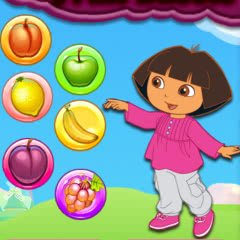 Dora Fruit Bubble