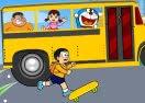 Doraemon: Late to School