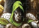 Dr.Doom Jigsaw Puzzle