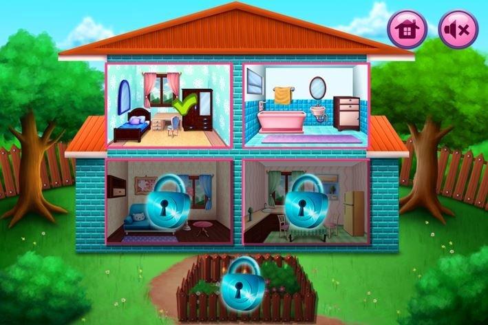 Room Makeover Game Part - 34: Jogos 360