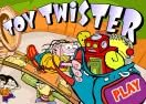 Du, Dudu e Edu: Toy Twister