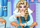 Elsa Bathroom Clean-Up
