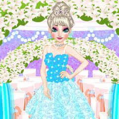 Elsa Bridesmaid Makeover