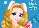 Elsa Easter Dressup