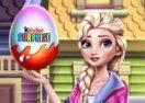 Elsa Kinder Surprise