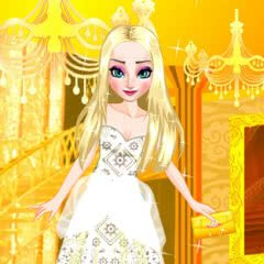 Elsa Royal Dress Up