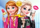 Elsa vs Anna: Fashion Showdown