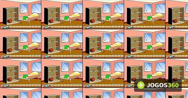 Jogo escape pink room no jogos 360 for Como jogar modern living room escape
