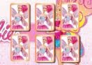 Fairy Barbie Memory Cards