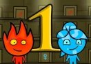 Fireboy e Watergirl Forest Temple