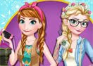 Jogos do Frozen de Vestir