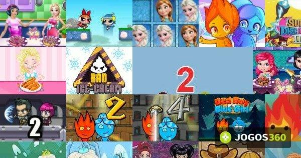 Jogos De Meninas De 2 Jogadores No Jogos 360