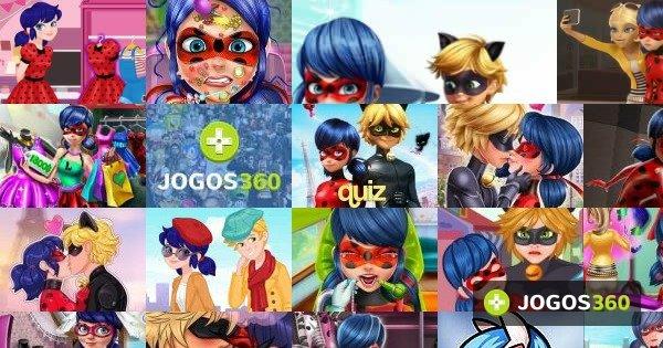 Jogos De Miraculous No Jogos 360