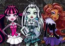 Jogos da Monster High