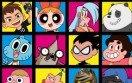 Jogos de Quiz do Cartoon Network