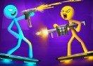 Jogos de Tiro de 2 Jogadores