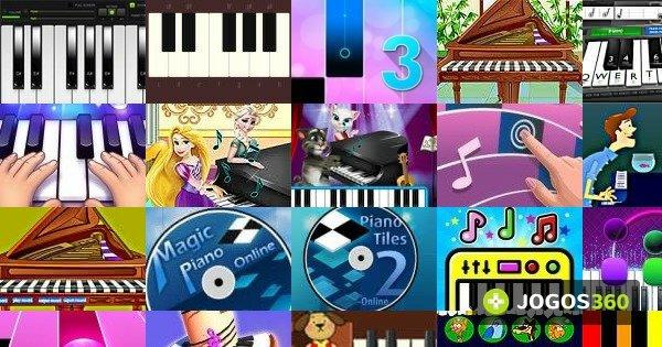 Jogos De Tocar Piano No Jogos 360