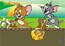Jogos do Tom e Jerry de 2 Jogadores