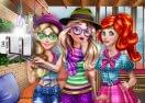 Jogos de Vestir Princesas Modernas