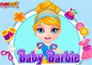 Baby Barbie Princess Design