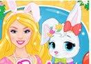 Barbie Easter Bun