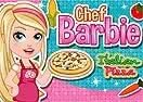 Barbie Chef Italian Pizza