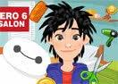 Big Hero 6 Hair Saloon
