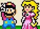 Bordando o Mario