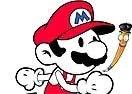 Colorindo Mario Bros