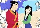 Coloring Mulan