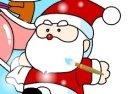 Colorir o Papai Noel?