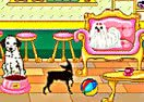 Dog Shop Decoration
