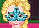 Elsa at Eye Clinic