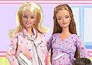 Família Feliz da Barbie