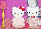 Hello Kitty Wedding Doll House