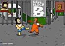 Hobo Prision Brawl