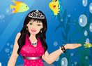 Mermaid Barbie Dressup