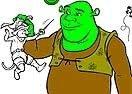Pinte o Shrek