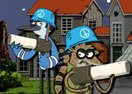 Regular Show: Military Zone