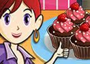 Sara Cozinha Cupcakes Chocolate