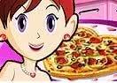 Sara Cozinha Pizza Dia dos Namorados